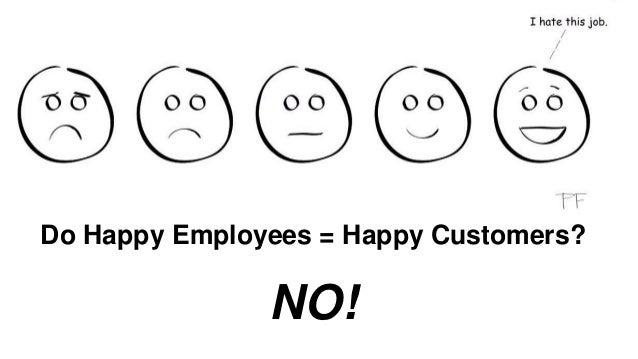 relationship between employee empowerment and customer satisfaction