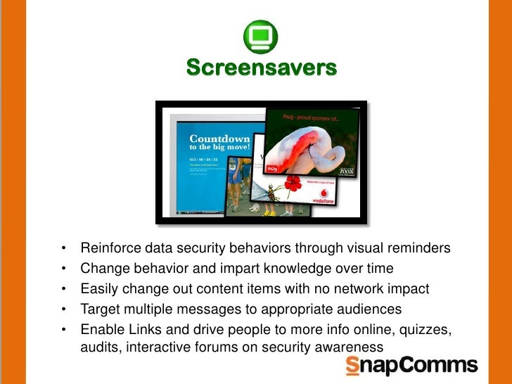 Employee Security Awareness Communication