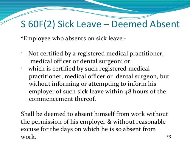 how to write a memo to staff about sick leave