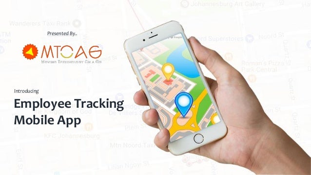 employees tracking app development solutions