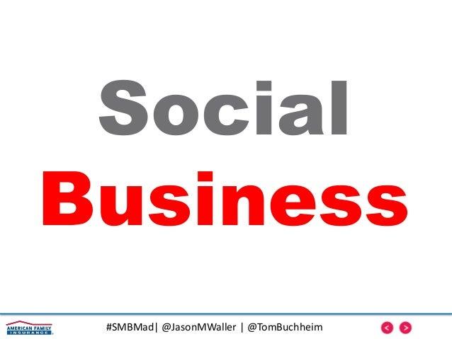 #SMBMad| @JasonMWaller | @TomBuchheim