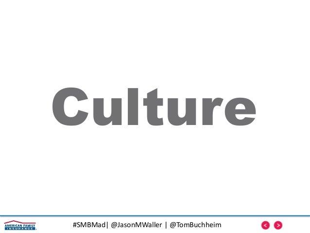 #SMBMad| @JasonMWaller | @TomBuchheim Train Your Advocates