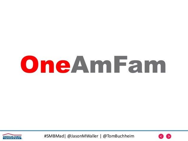 #SMBMad| @JasonMWaller | @TomBuchheim Add Proper Disclosure