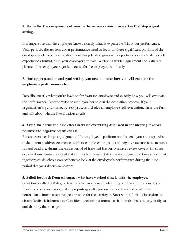 employee-annual-review-phrases-3-638 Examples Of A Written Performance Review on negative employee, employee appraisal, negative feedback, annual job,