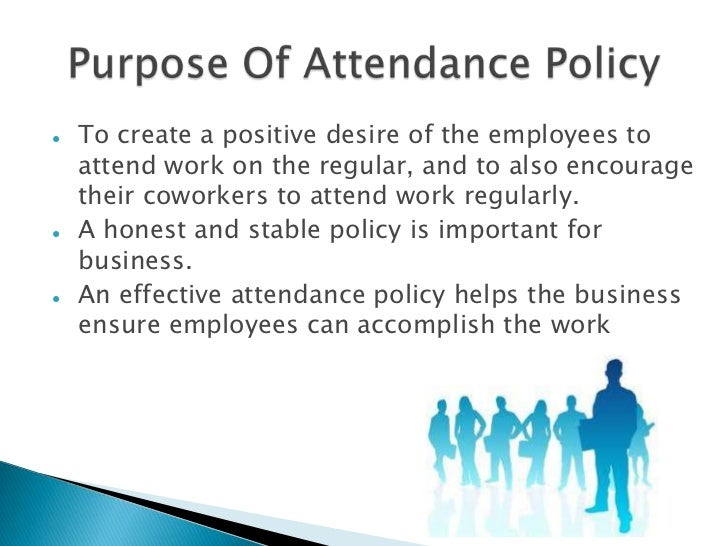 employees attendance