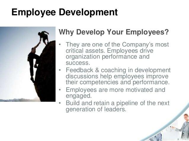 Employee Development  Employee Develo...