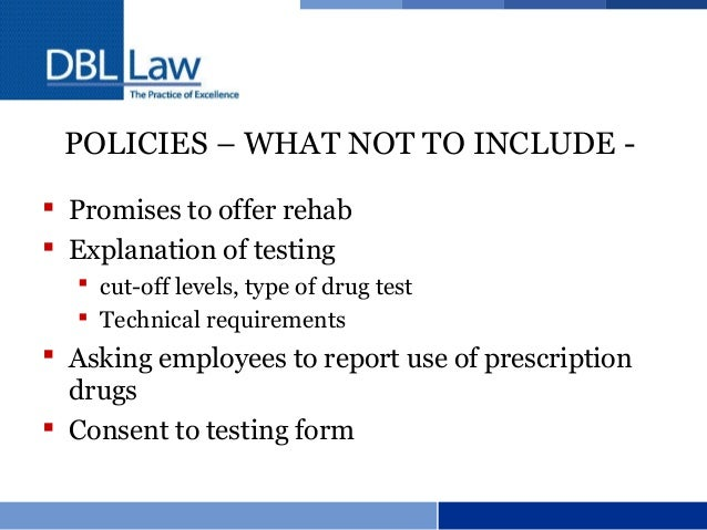 employee drug testing essay Employee privacy to drug testing essays: over 180,000 employee privacy to drug testing essays, employee privacy to drug testing term papers, employee privacy to drug testing research paper.