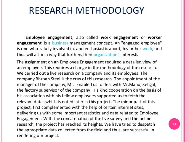 research and methodology of employee welfare There is a significant impact of employee welfare facilities on employee efficiency methodology with a view to analysing the employees welfare schemes and its impact on employees efficiency at.