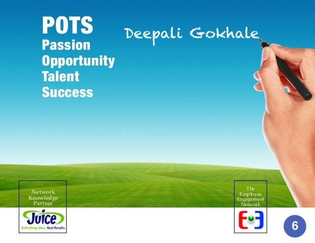 6 Pots P Ion Opportunity Talent