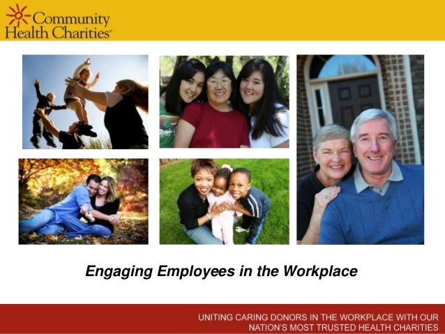 Engaging Employees in the Workplace