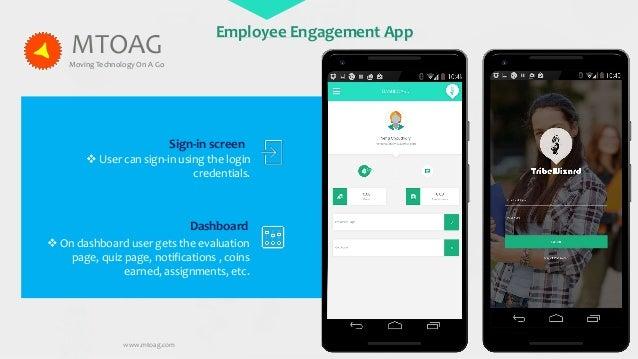 Employee Engagement App Development | Employee Engagement
