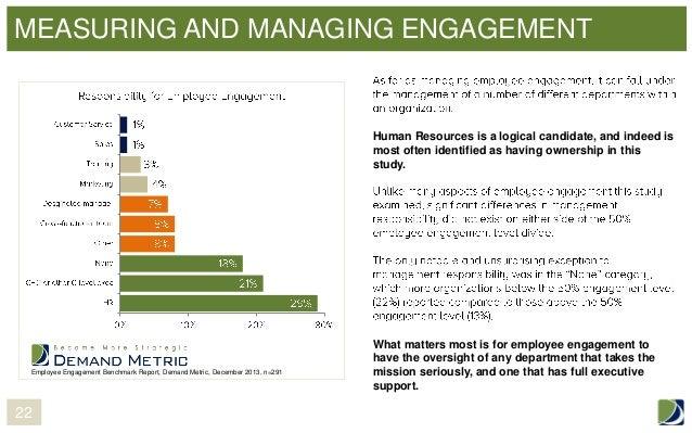Employee Engagement Benchmark Report