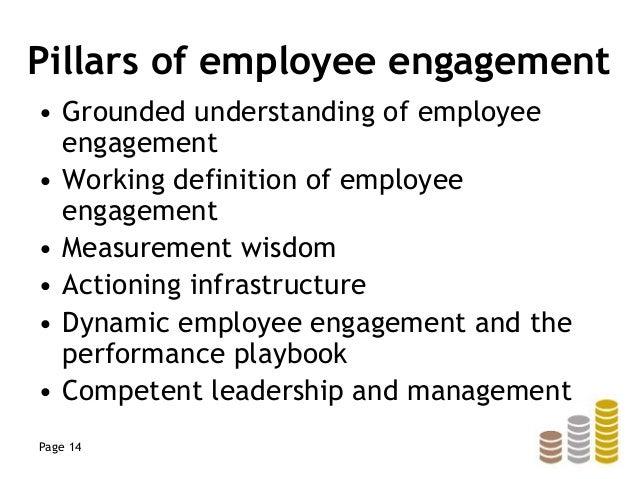 Employee engagement September 2016