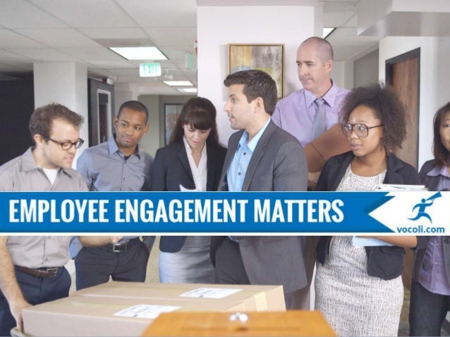 So What is Employee Engagement? Employee Engagement is how involved and connected and employee is to their company. When a...