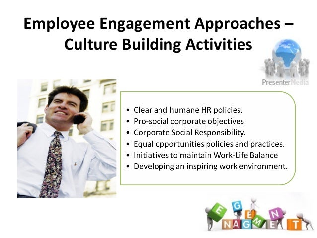 employee engagement shemes The key to company innovation: employee engagement posted by paul mccarthy liveperson contributor these priorities are also crucial to employee engagement—almost as crucial as making sure you are supporting and developing the right kind of experiences between your people to create a.