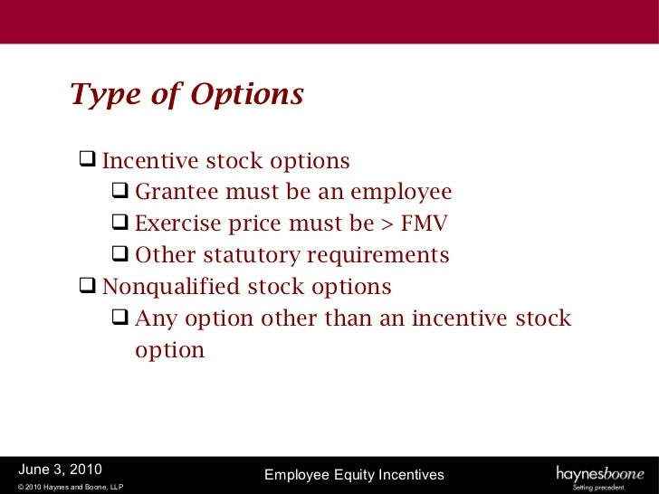 Incentive stock options amt adjustment
