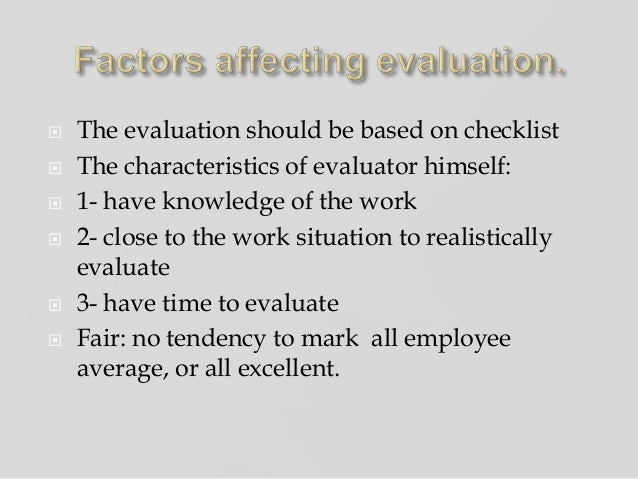 Employee Evaluation Student Employee Evaluation Form Sample