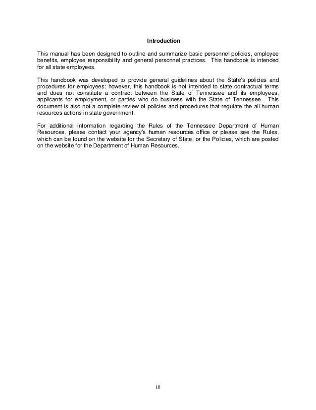 Employee Handbook Nasrullah Channa