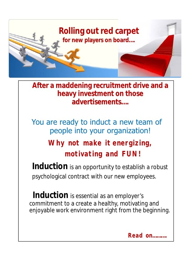 Rolling out red carpet             for new players on board….      After a maddening recruitment drive and a          heav...