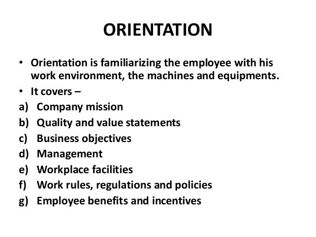 quality orientation of an organization Learning theories/organizational learning:  management and quality orientation  clearly determine the time orientation for the organization as a.