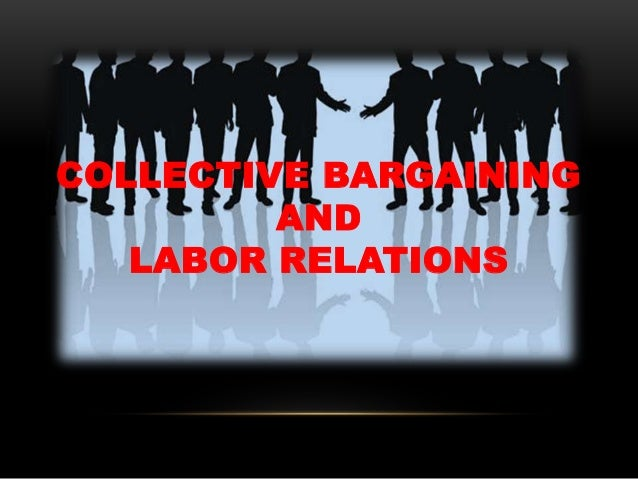 labor and relation Healthy labour relations help workers and their families, as well as businesses, thrive its key to a strong middle class.