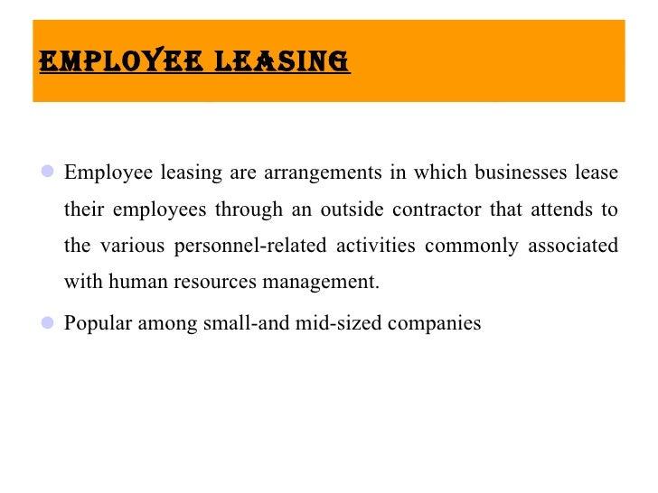 Employee leasing mod 5 employee leasing platinumwayz