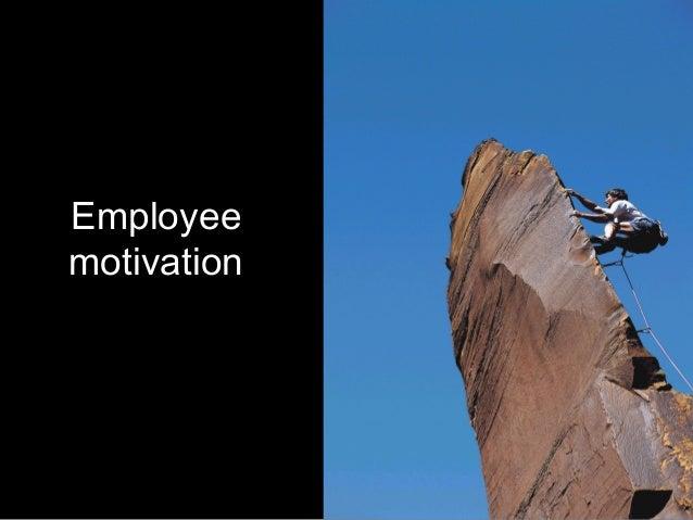 Employeemotivation