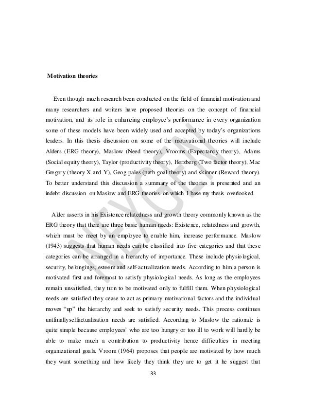 How To Write A Theory Application Paper