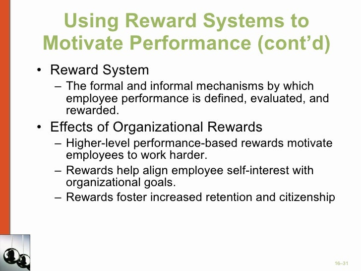 a paper on rewards for employees as a motivational factor Writing an essay on motivating employees this sample essay reviews three scholars' ideas on how to get team members working cohesively.