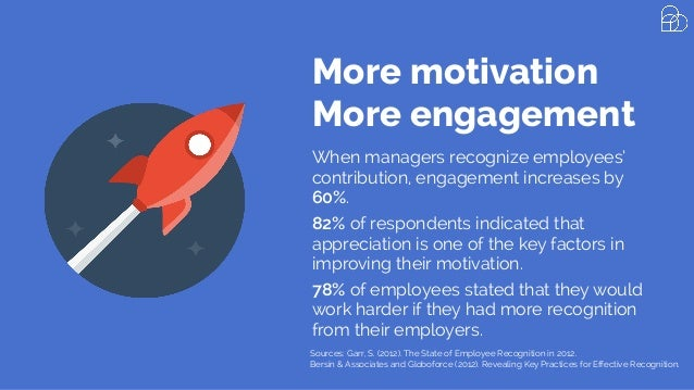 employee motivation and engagement
