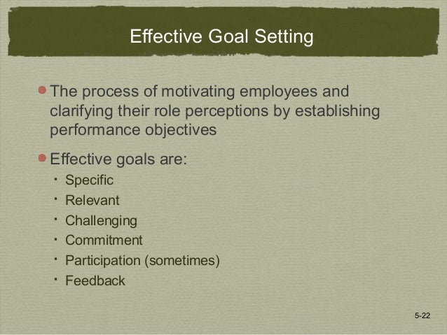 motivation practices They also determined that many reps' motivation was hurt by the firm's practice of ratcheting.