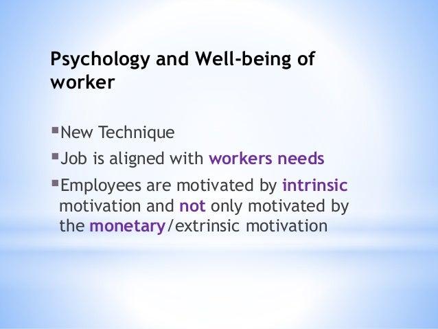employee motivation management