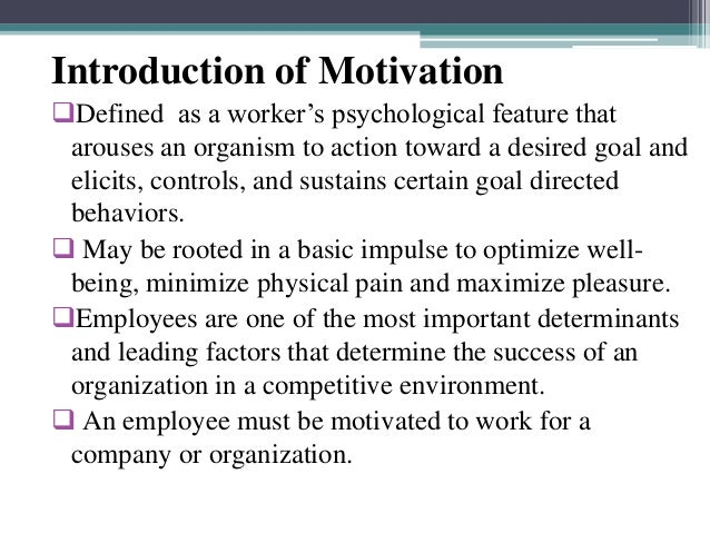 employee motivation research purposal a proposal on employees motivation presented by sarbottam silwal 2