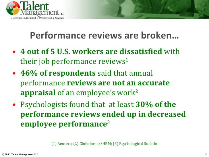 The value of Employee Performance Management Slide 3