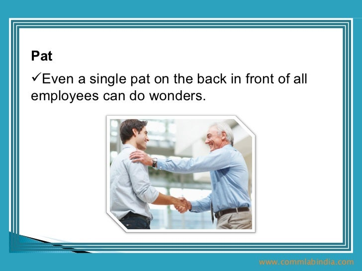 how to give staff recognition