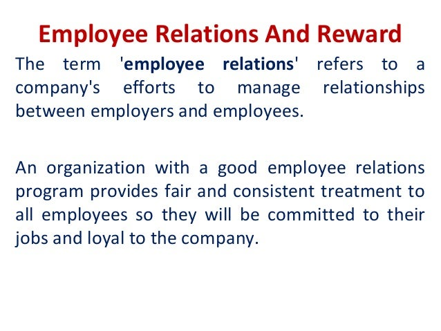 How Employee Relations Affect Recruitment & Retention