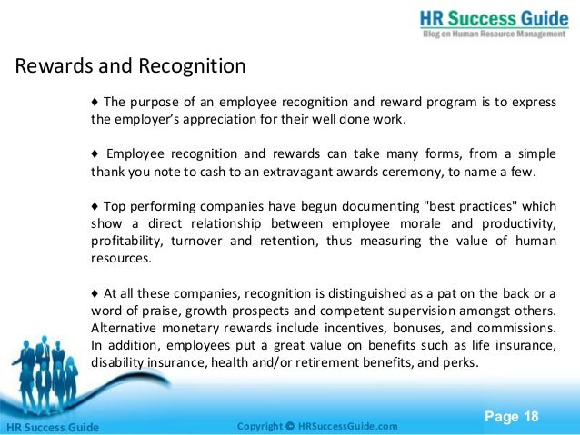 Employee relations hr success guide copyright hrsuccessguide 18 free powerpoint templates toneelgroepblik Images
