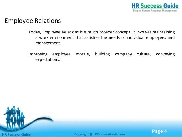 hr employee relations case studies Employee relations - case study analysis this essay will explore three case studies: of flexible work at hotel quay from the management and employee.
