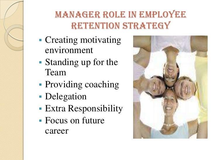 Employee retention strategies essay