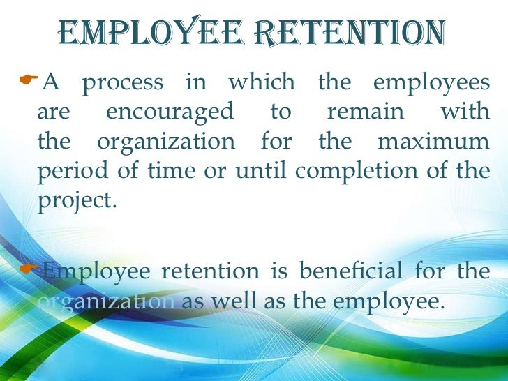 importance of employee retention during a While this may sound like employee retention and motivation shouldn't be high priorities for employers, it is more important now than ever to focus on developing a positive relationship with employees.