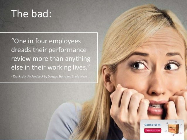 bad performance review