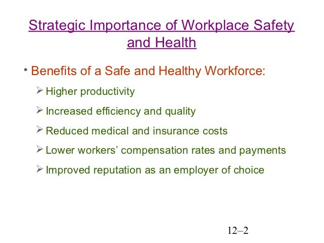 Necessity of health and safety regulations management essay
