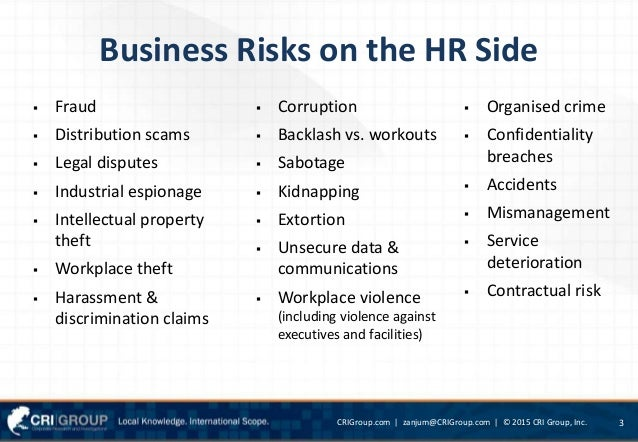 What are the Most Common Human Resources Issues?