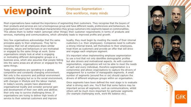 viewpoint                                                Employee Segmentation -                                          ...