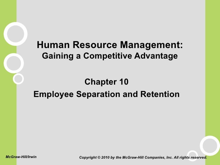 Role of HR in Employee Retention