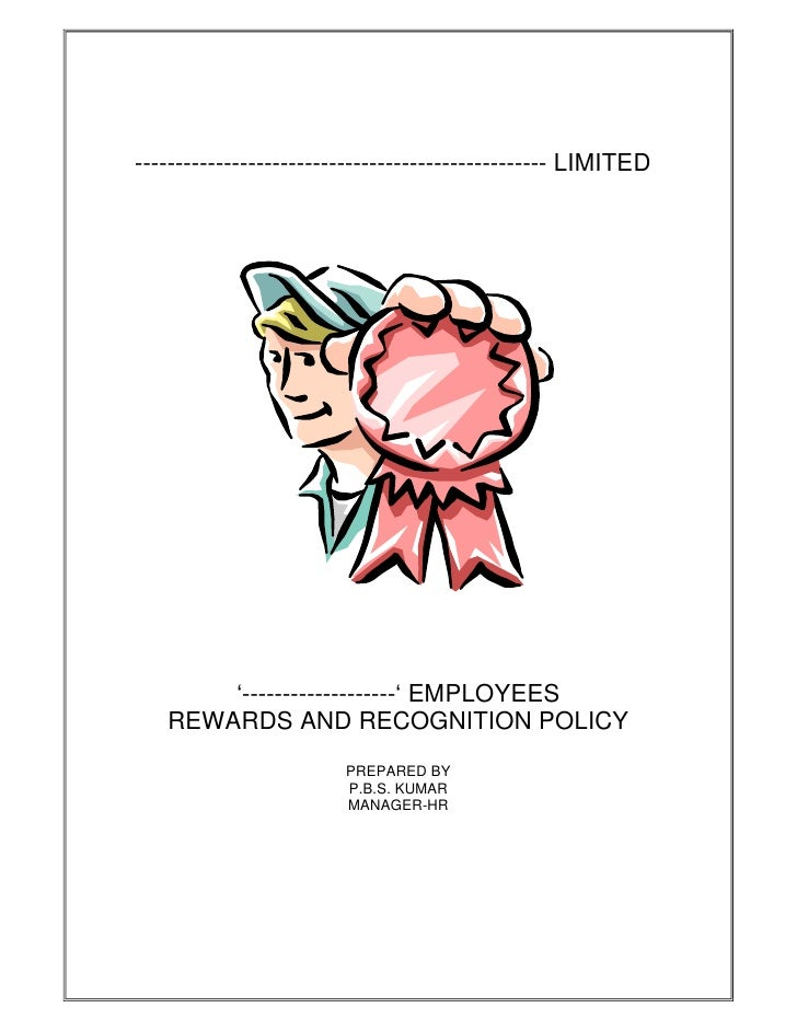 --------------------------------------------------- LIMITED       '-------------------' EMPLOYEES   REWARDS AND RECOGNITIO...