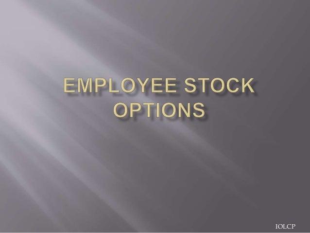 Understanding employee stock options