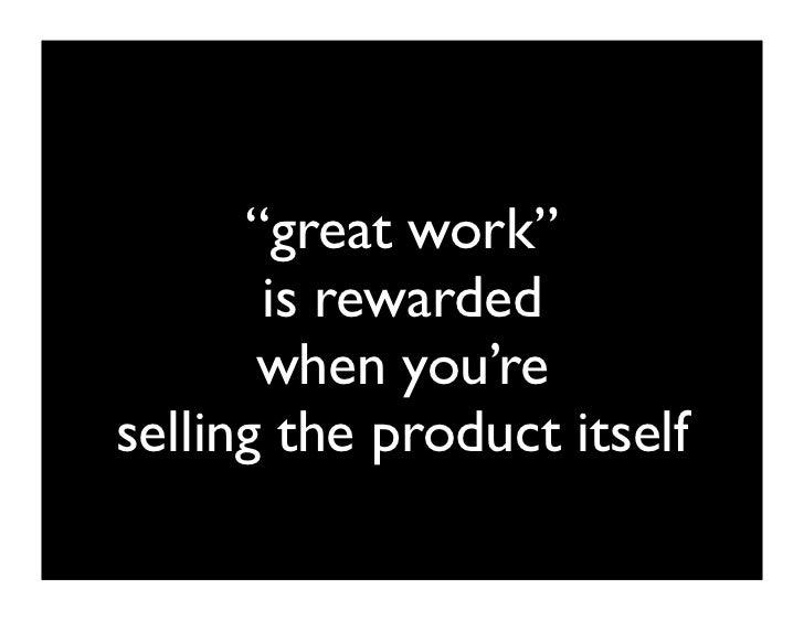 Do you enjoy your work?