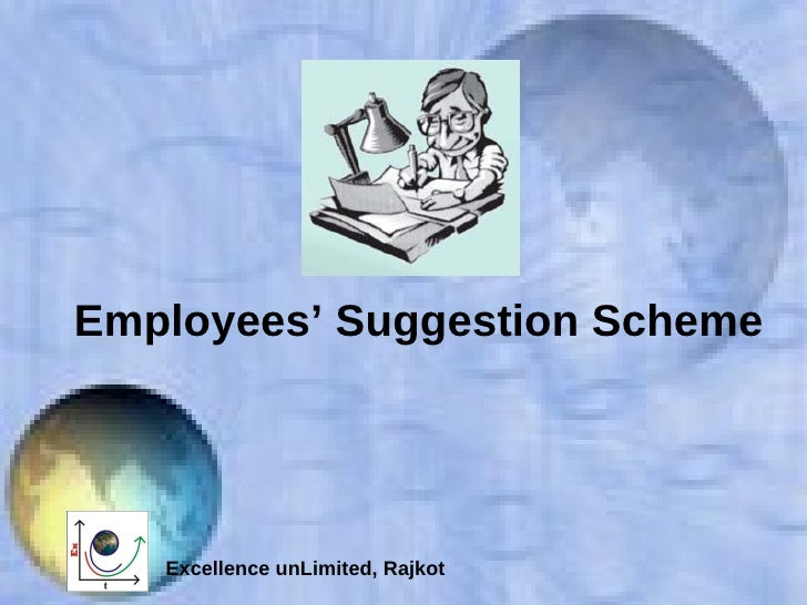 Employees' Suggestion Scheme Excellence unLimited, Rajkot