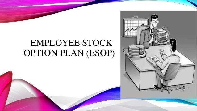 Cashing in employee stock options